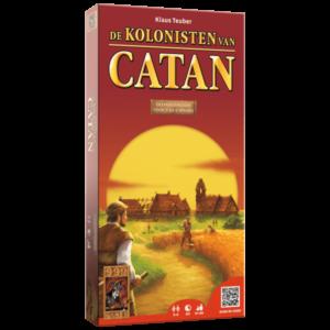 Catan uitbreidingsset 5-6 spelers basis