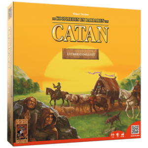 Catan kooplieden en barbaren