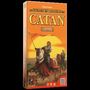 Catan steden en ridders 5/6 spelers