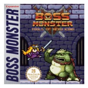 Boss monster Tools of hero kind