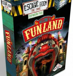Escape Room The Game: Welcome to funland