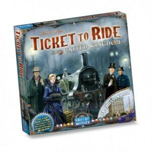Ticket to ride – UK/Pennsylvania