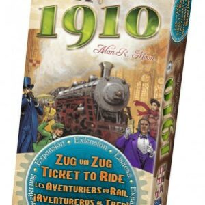 Ticket to ride – USA 1910