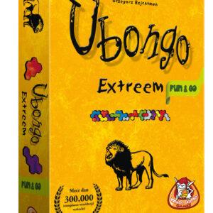 Ubongo: extreem – fun & go