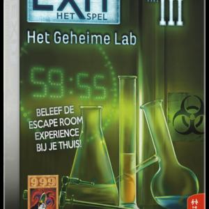 EXIT III: Het Geheime Lab