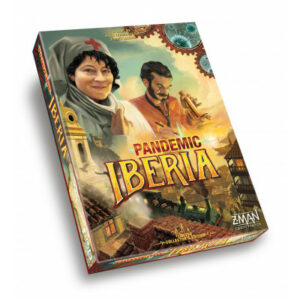 Pandemic Iberia Collectors Edition