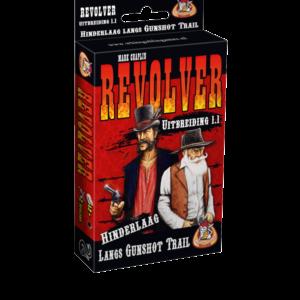 Revolver uitbreiding 1.1: Hinderlaag langs Gunshot Trail