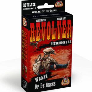 Revolver uitbreiding 1.3: Wraak op de grens