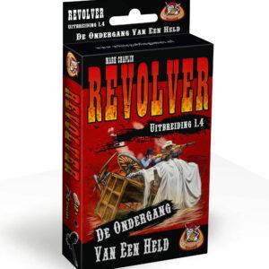 Revolver uitbreiding 1.4: De ondergang van een held