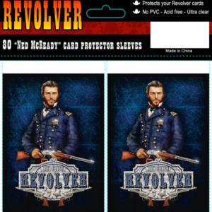 "Revolver kaartsleeves ""Ned McReady"