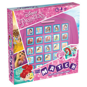 Top Trumps Match Disney Princess