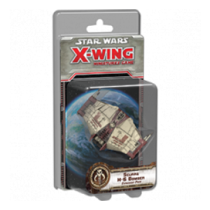Star Wars X-Wing Scurrg H-6 Bomber Exp.