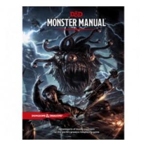 D&D 5.0 – Monster Manual