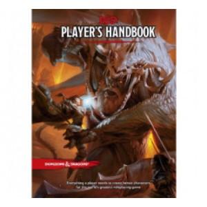 D&D 5.0 – Players Handbook