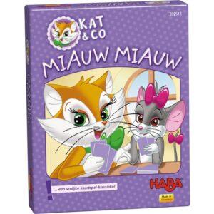 Kat & co Miauw