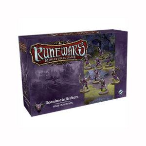 Runewars – Reanimate archers unit