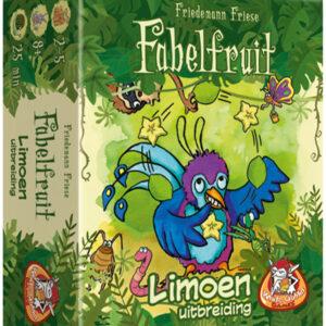 Fabelfruit uitbreiding: Limoen