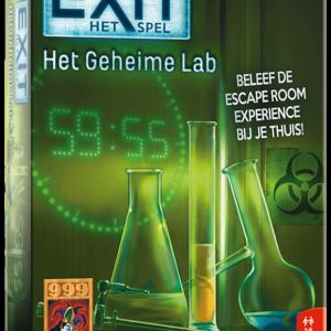 Exit: Het Geheime Lab