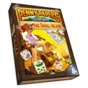 Penny Papers: The Skull Island