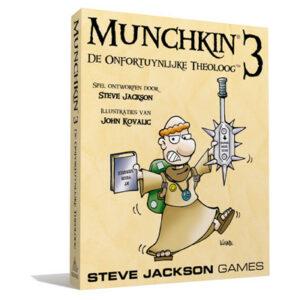 Munchkin 3 NL – De Onfortuynlijke Theoloog