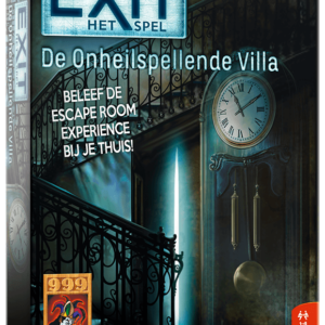 EXIT – De onheilspellende villa