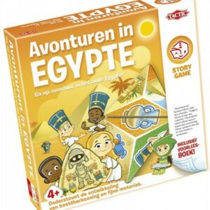Story game – Avonturen in Egypte