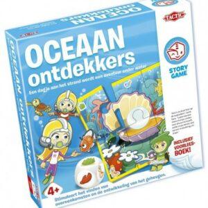 Story game – Oceaan ontdekkers