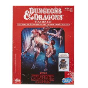 Dungeons & Dragons Stranger Things (starterset)