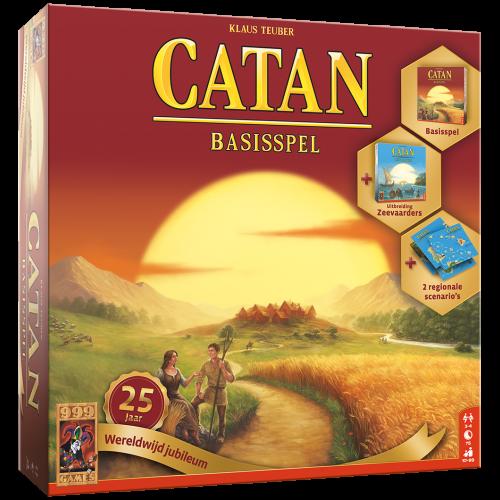 jubileum editie Catan