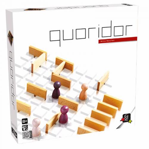 Quoridor bordspel