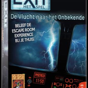 Exit: De vlucht naar het onbekende