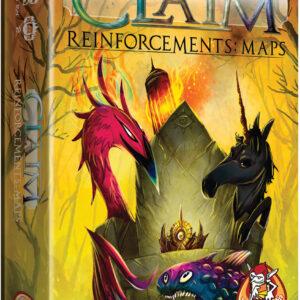 Claim Reinforcements: Maps