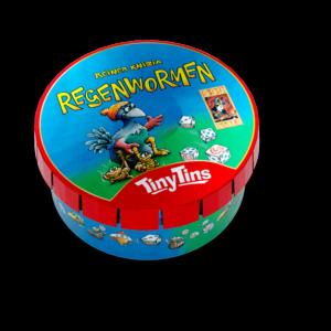 Tiny Tins 2020: Regenwormen