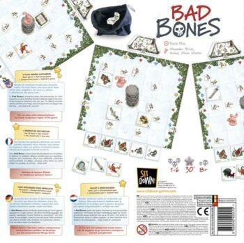 bad bones achterkant
