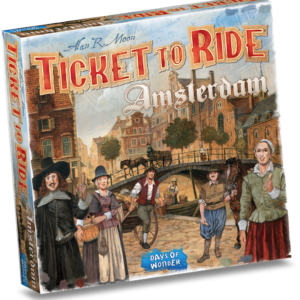 Ticket To Ride – Amsterdam