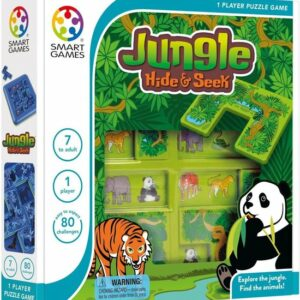 Jungle Hide & Seek (80 opdrachten)