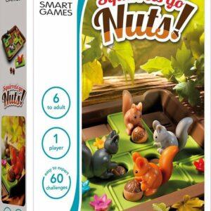 Squirrels Go Nuts (60 opdrachten)