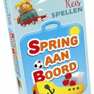 Travel: Spring aan boord