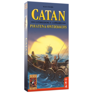 Catan: Piraten en ontdekkers 5/6