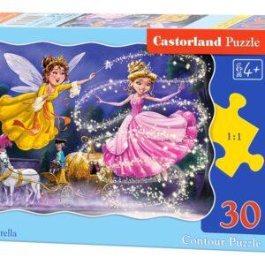 Cinderella – 30 stukjes