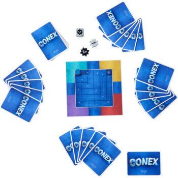 Conex inhoud