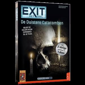 Exit: De duistere catacomben