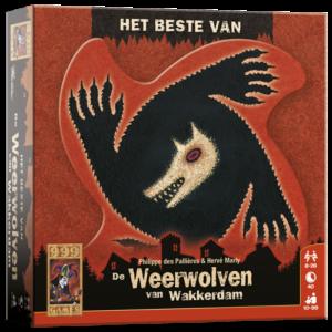 De Weerwolven van Wakkerdam: Het beste van
