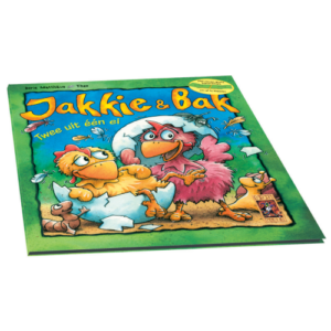 Jakkie & Bak Leesboekje