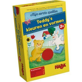 MES Teddys kleuren en vormen