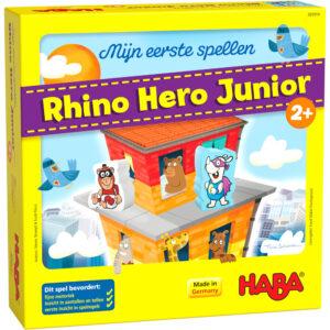 Mijn eerste spellen – Rhino Hero Junior