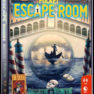 Pocket Escape Room: Diefstal in Venetië