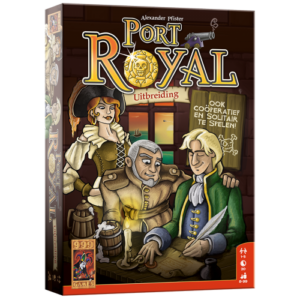 Port Royal: uitbreiding