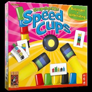 Speed Cups – 6 spelers