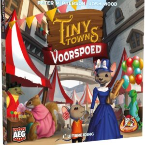 Tiny Towns: Voorspoed